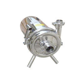 Stainless Steel Liquid Transfer Pump, Thickness: 10-30 mm