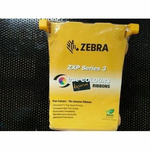 Zebra Id Card Ribbon