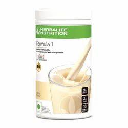 Herbalife Vanilla Flavor Nutritional Shake, Packaging Type: Bottle, Pack Size: 500 gm