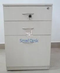 Three Drawer Pedestal Cabinet