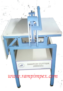 SWATCH CUTTER (400 mm)