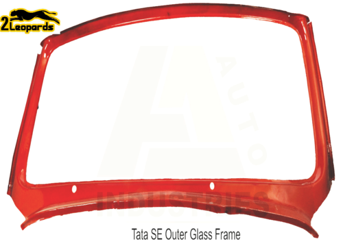 TATA SE Outer Glass Frame, Automobile Body Coach Building ...