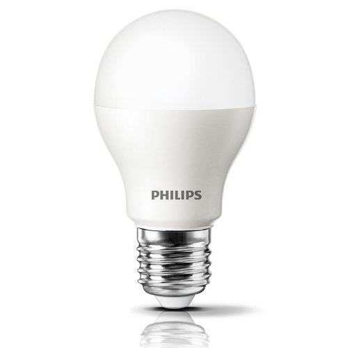 Warm White Aluminum Philips Led Bulbs 11 W 15 Base Type