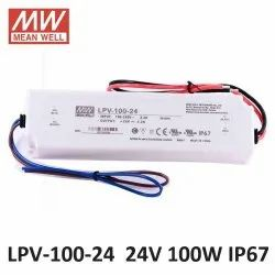LPV-100-24 Single Output Switching Power Supply