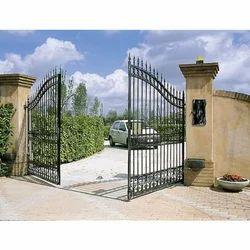indian open driveway gate. Automatic Gate Sliding Gates in Kochi  Kerala India IndiaMART