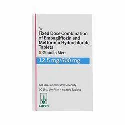 Empagliflozin And Metformin Hydrochloride Tablets