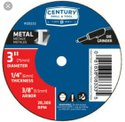 Century Grinding Wheel 5 Inch