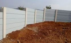 RCC Precast Readymade Compound Wall