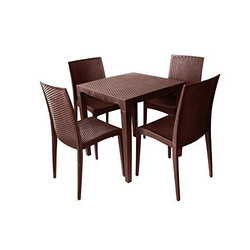 Cello 4 Seater Dining Table
