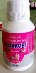 Enrofloxacin 10% Oral Solution