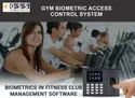 Biometric Fitness Club Management System and Software