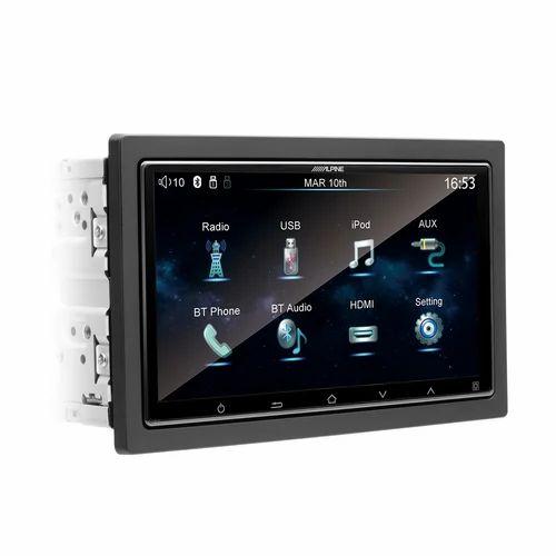 Alpine iXE-W400E Audio Visual
