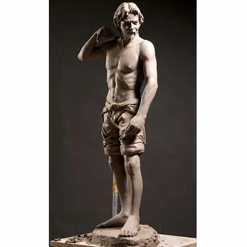 Figurative Sculpture, Height: 4-6 feet