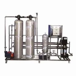 2000 LPH SS Industrial Reverse Osmosis Plant