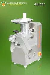 Pineapple Juicer Machine