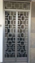 Designer Door Grill
