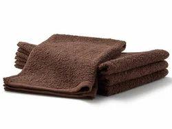Cotton Hotel Brown Mat Towel (ALBEDO), Size: 20