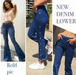 Ledies Denim Jeans