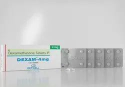 Dexamethasone Tablets 4mg