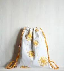 Nylon Drawstring Bagpack