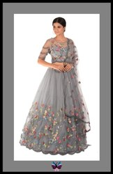 Panchhi Fashion Designer Net Lehenga