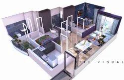 Architecture Exterior Rendering Services