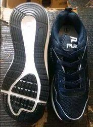 Black Men Sports Shoes
