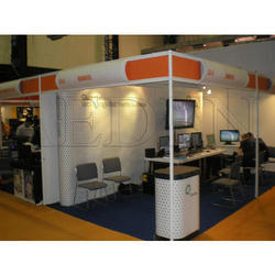 D Exhibition Stall Designer Jobs In Ncr : Exhibition stall fabrication service in gurgaon