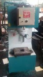 Silver Coin Press Making Machine