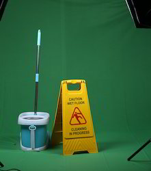 Caution Board Wet Floor Stand
