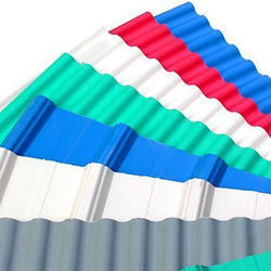 UPVC/PVC/FRP Coated Sheet
