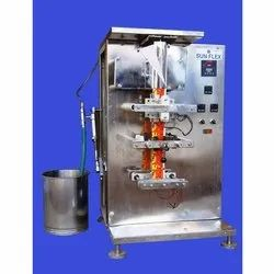 Four Side Seal Pouch Packing Machine