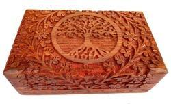Inaya Wood Wooden Box