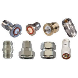 Microwave Connectors Tri Alloy Plating Service