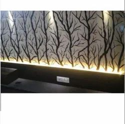 Decorative Lacquered Glass