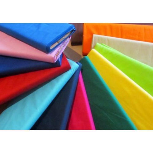 Rughani Brothers Polyester Plain Dyed Shirting Fabric