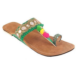 4488d5cee Women Fancy Jaipuri Ladies Slipper