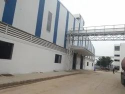 Prefab Industrial ture Concrete Frame Structures Construction Service, in India
