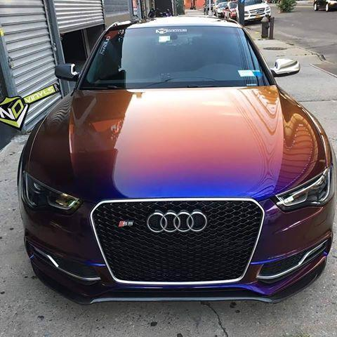 Chameleon Car Wrap At Rs 45000 Roll Car Graphics Id