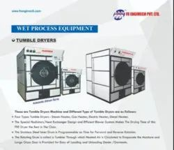 Electric Tumble Dryer Machine