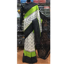 Pochampally Ikat Saree, Machine, 5.5 M