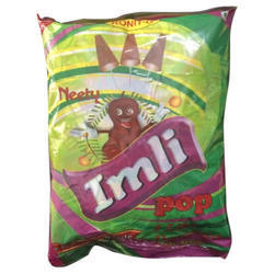 Ronit-G Imli Hard Candy Lollipop, Packaging Type: Packet
