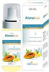 Herbal Foaming Face Wash
