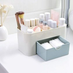 Plastic Mini Makeup Storage and Organizer
