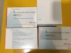 Myfortic 360 mg Caps