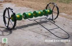 KSNM Agriculture Machinery Paddy Seeder