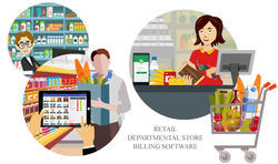 Retail Departmental Store Billing Software