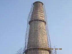RCC Chimney Dismantling