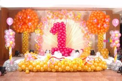 Balloon Decorations for Birthday Party, in Pune