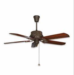 Fanzart Monarch - Vintage Wooden Ceiling Fan